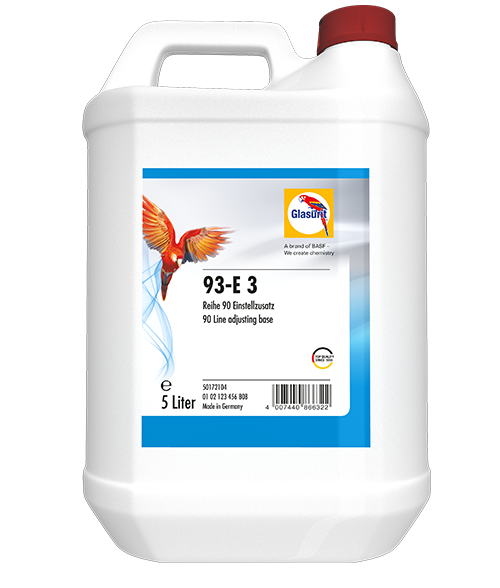 Glasurit 93-E 3 slow / lento - 5 ltr