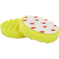 3M 50488 Polishing Pad amarillo ( 2 uds. )