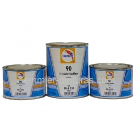 Glasurit 93-M 011 - 0,5 ltr