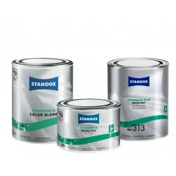 Standox Standohyd Plus Mix 386 - 0,5 ltr