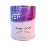 REP24 Kit Aparejo  VOC 4.1  3,5 ltr. Negro +1ltr. cat.