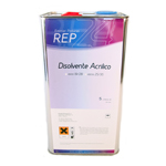 REP24 Disolvente Acrilico 25/35 - 5 ltr (normal)