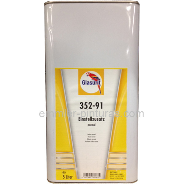 Glasurit  Thinner Normal 352-91 - 5 ltr