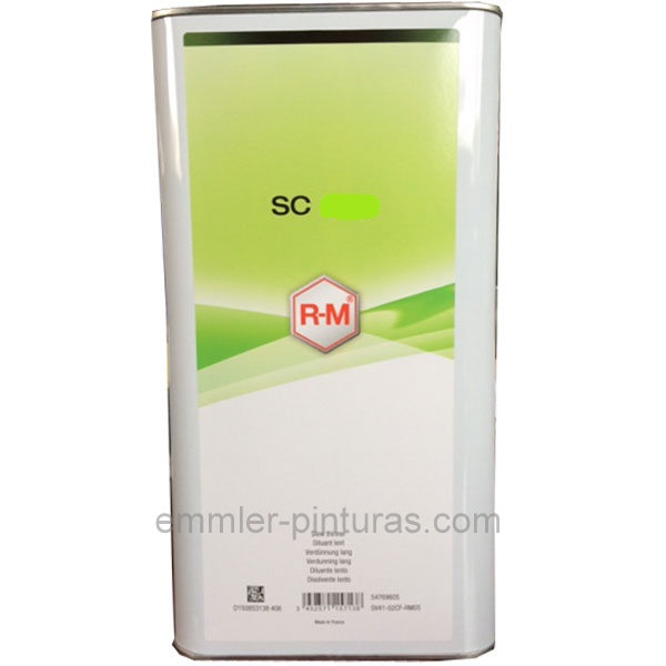 RM  SC850 Thinner Normal - 5 ltr